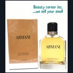 ARMANI EAU D' AROMES By Giorgio Armani For Men - 3.4 EDT SPRAY